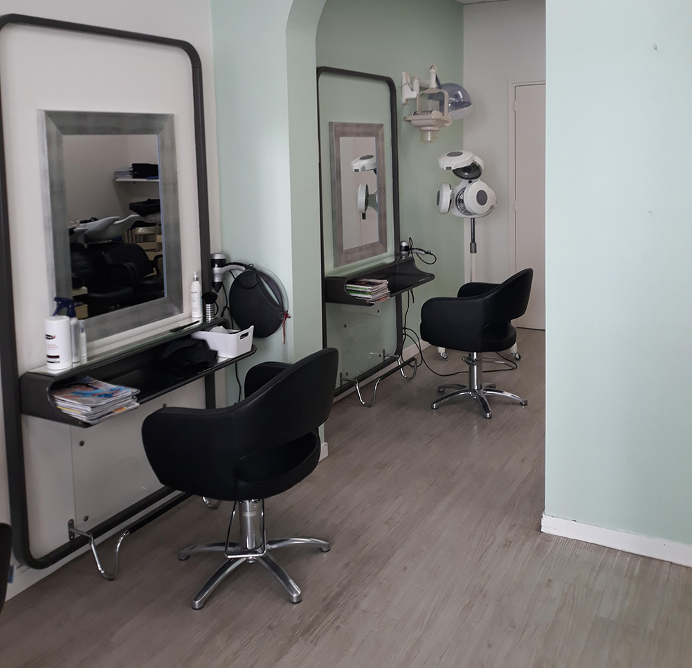 Salon de coiffure à Rennes