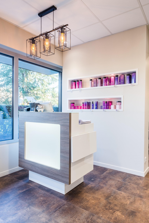 Salon de coiffure mixte à Annecy