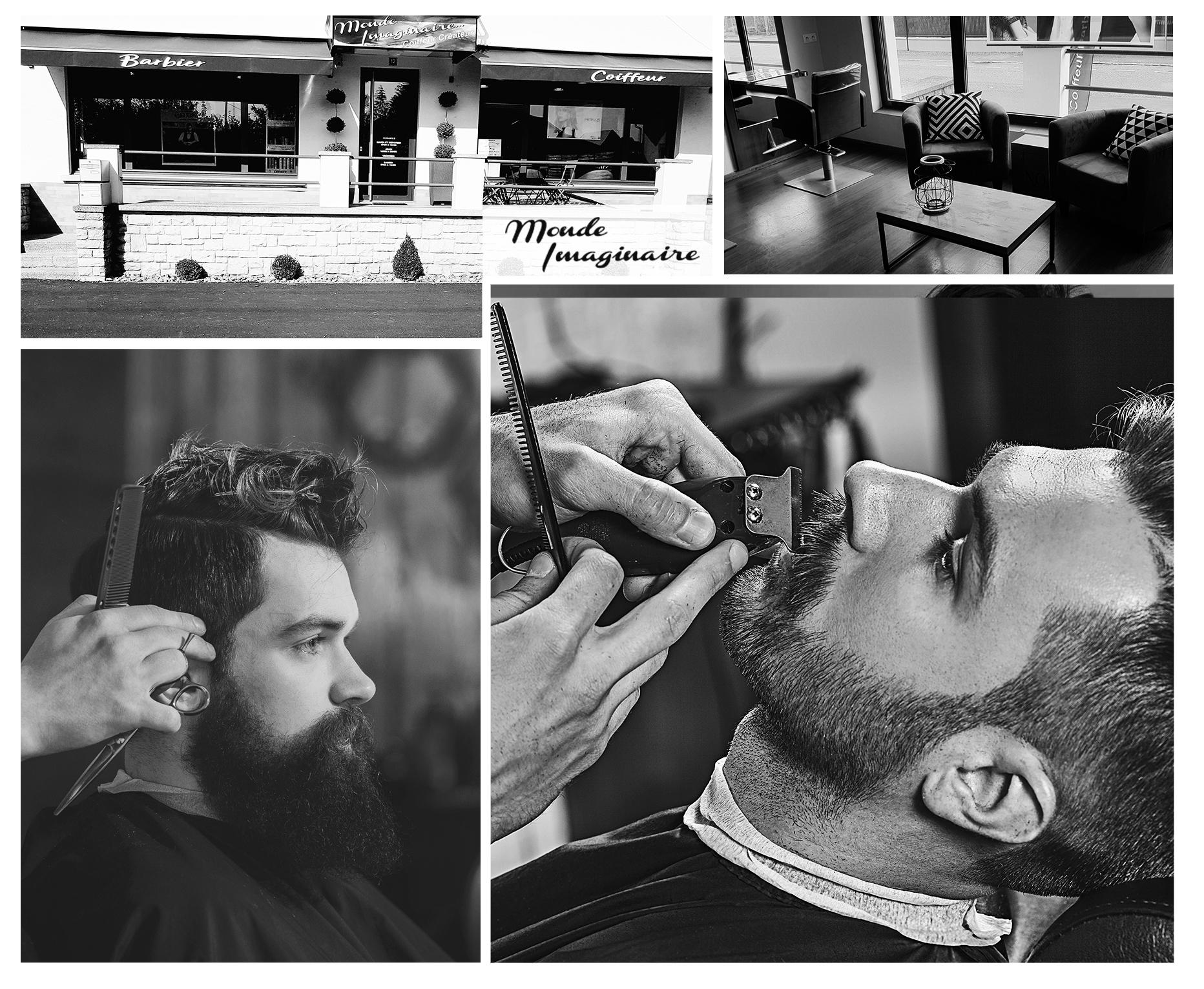 Salon de coiffure mixte à Paris