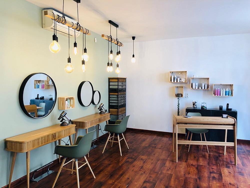 Salon de coiffure à Tullins