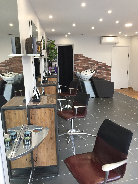 Le salon de coiffure mixte Eden à Nueil-les-Aubiers -79250
