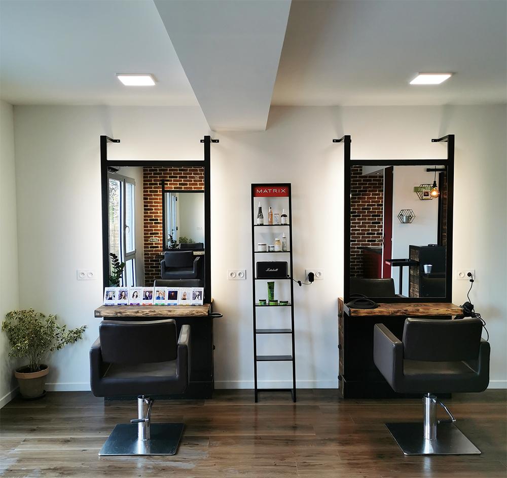 Salon de coiffure à Courthezon