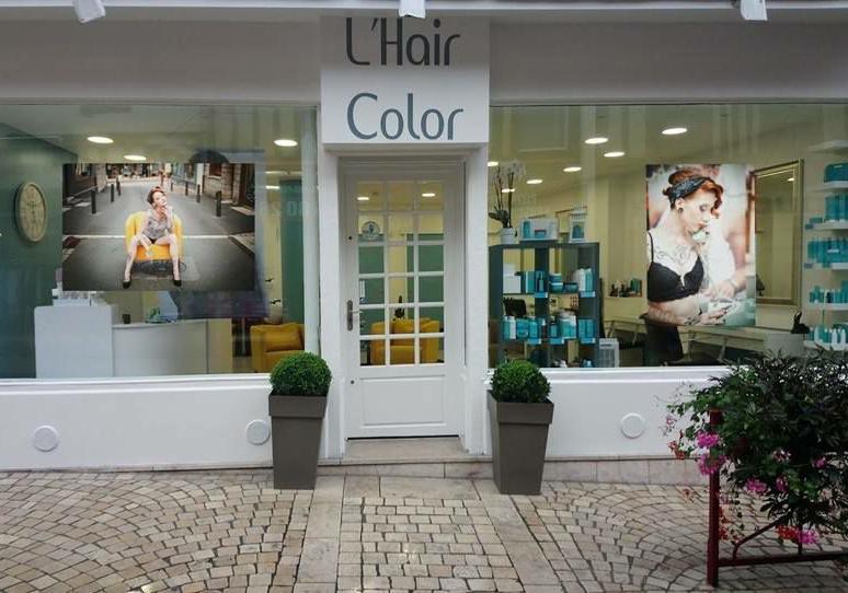 Salon de coiffure à Pont-de-l'Arche
