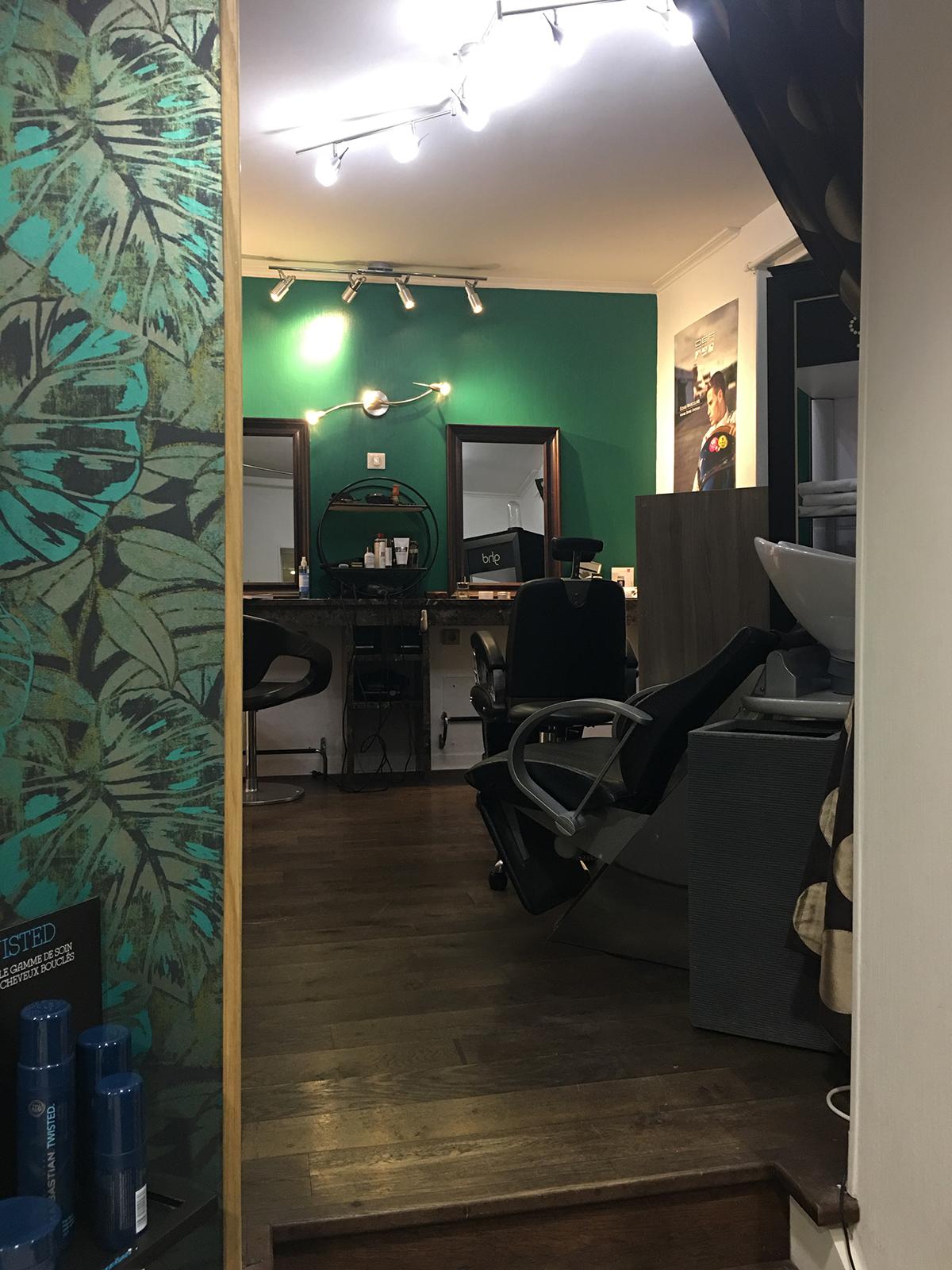Salon de coiffure à Pont-Sainte-Marie