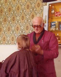 Salon de coiffure à Marseille
