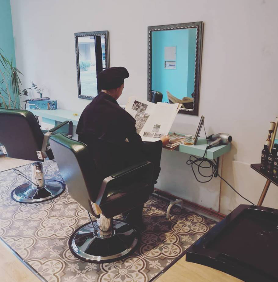 Salon de coiffure à Évian-les-Bains