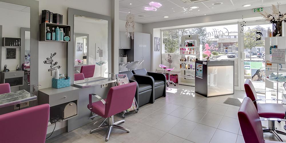 Salon de coiffure en Isère