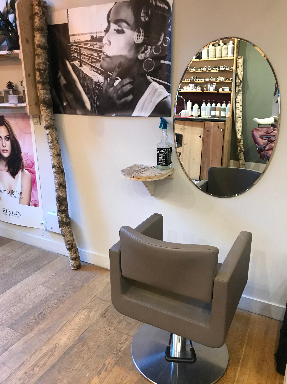 Salon de coiffure à Lille