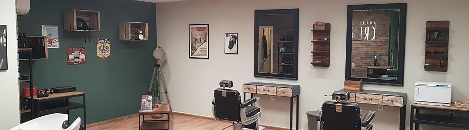 Salon de coiffure à Pradons