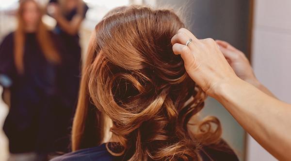 Salon de coiffure à Tournai