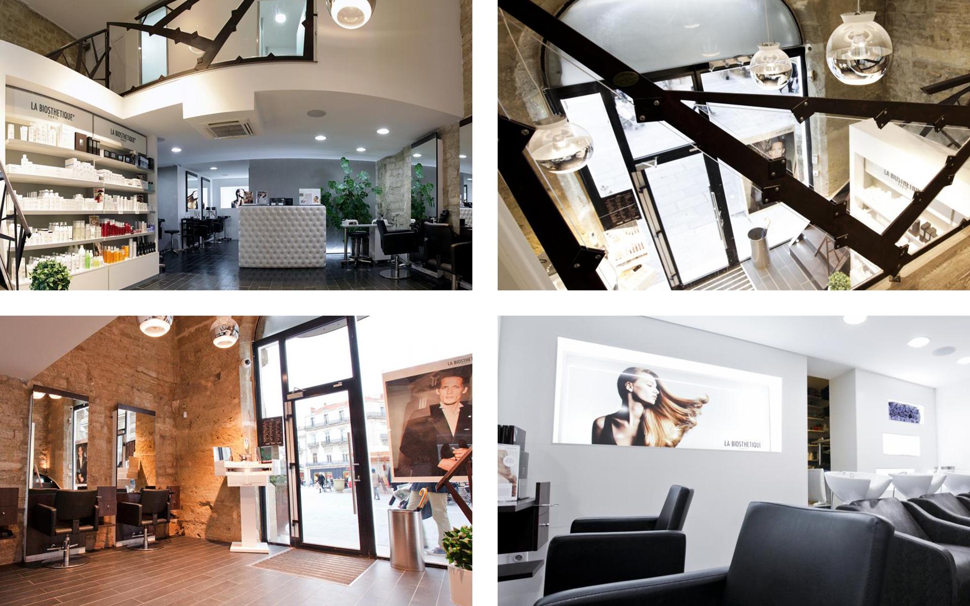 Salon de coiffure mixte à Montpellier dans l'Hérault - (34000)