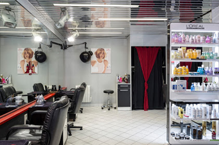 Salon de coiffure à Thônes