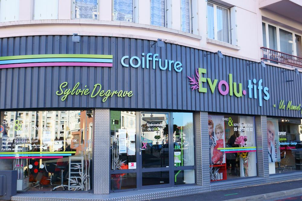 Salon de coiffure mixte à Tarbes dans les Hautes-Pyrénées - (65000)