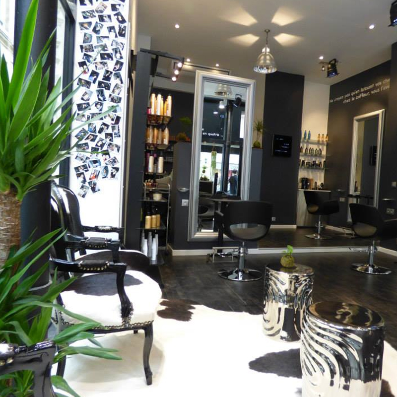 Salon de coiffure à Bordeaux