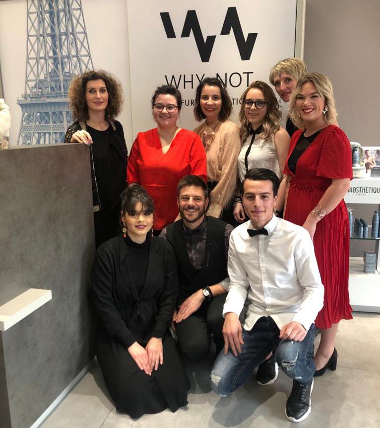 Salon de coiffure à Pontarlier