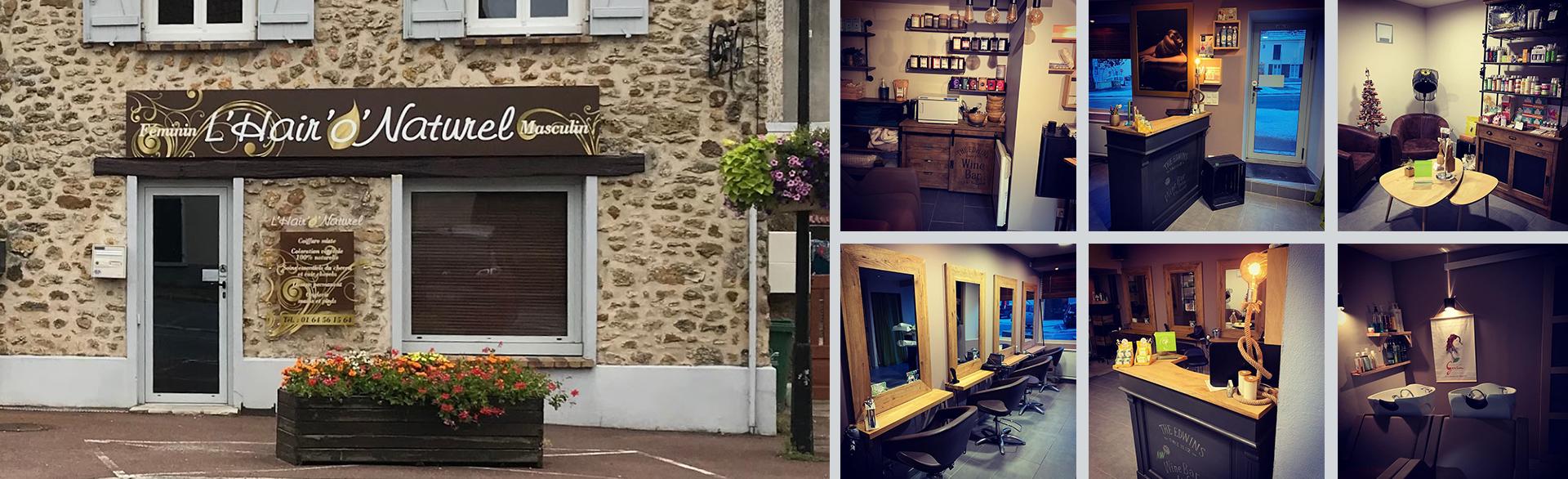 Salon de coiffure à Saint-Vrain