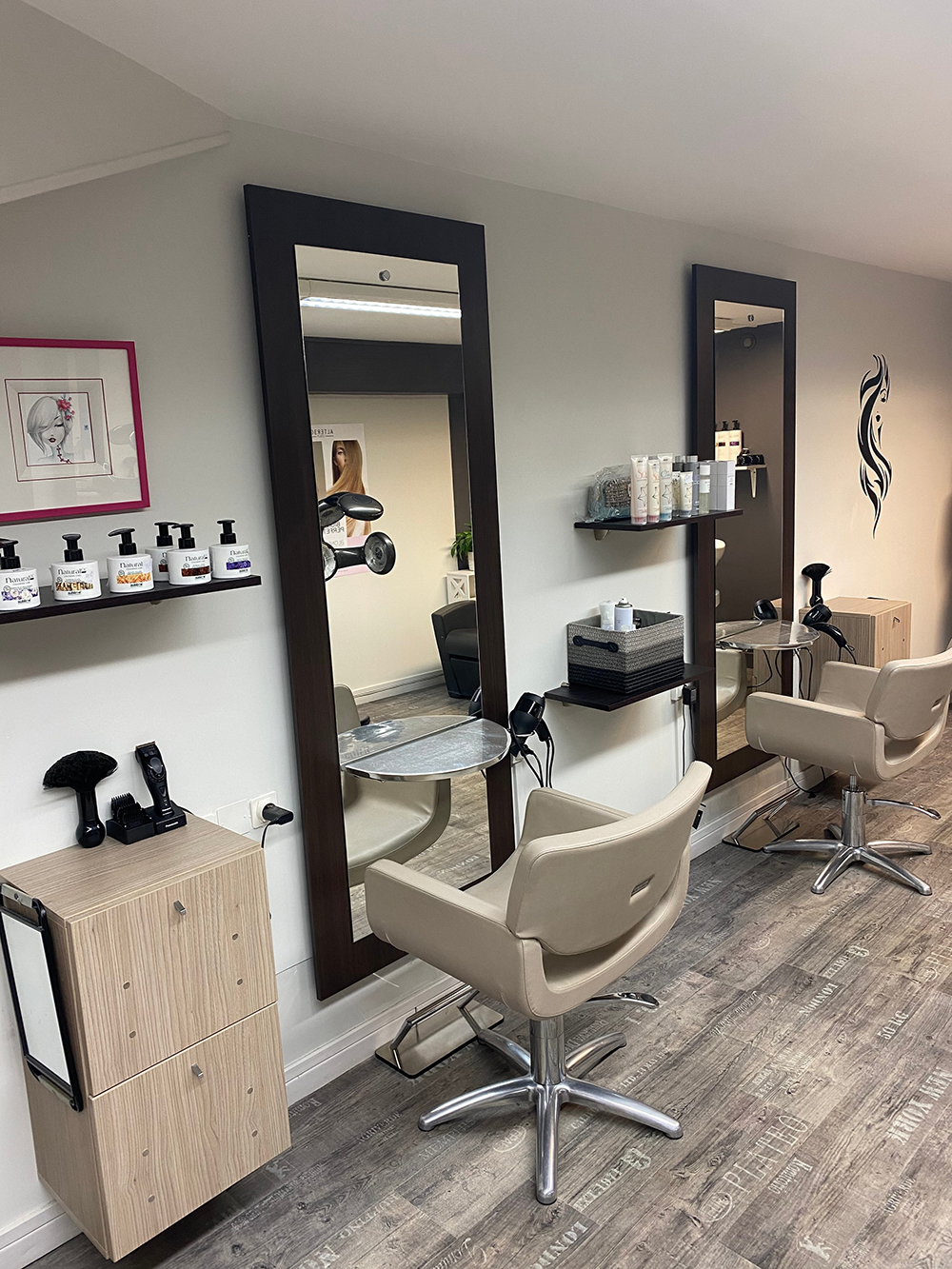 Salon de coiffure à Mont-de-Marsan