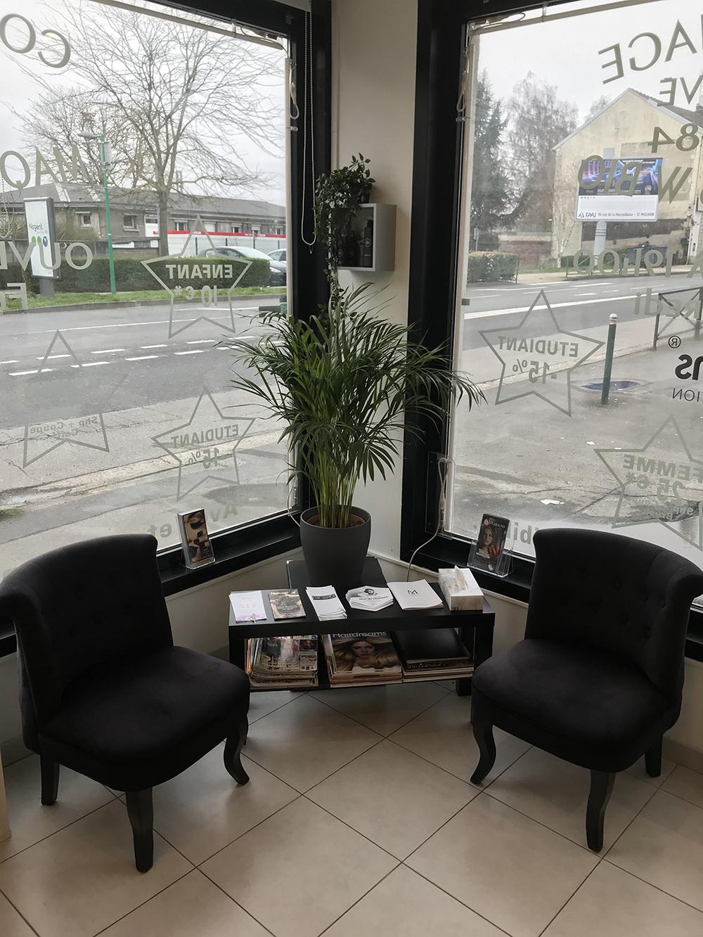 Salon de coiffure à Nogent-sur-Oise