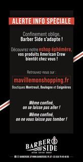 BarberShop à Coignières
