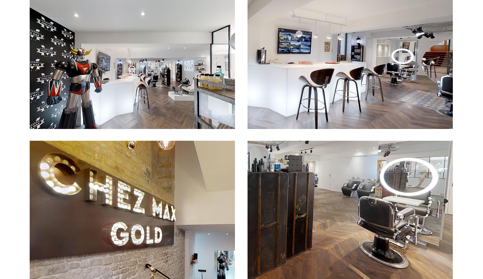 Coiffeur Chez Max Gold à Caen