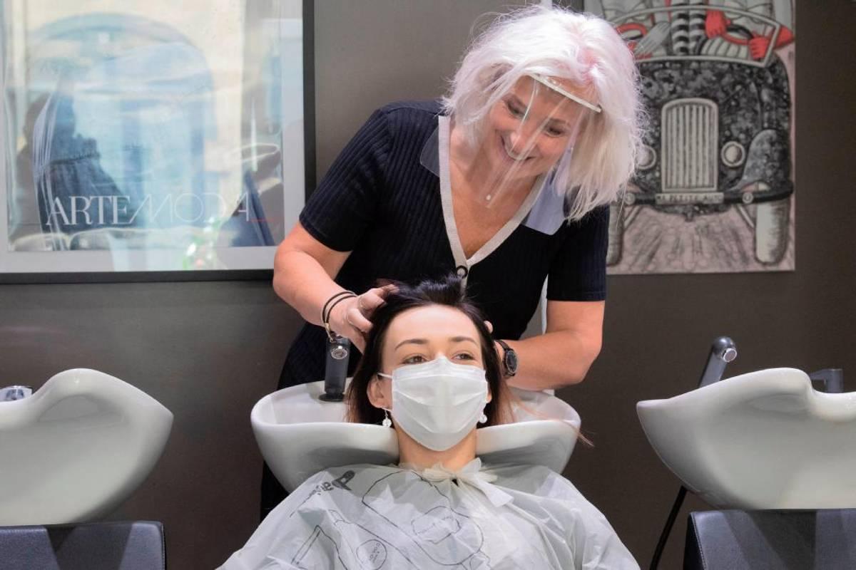 Salon de coiffure à Riom