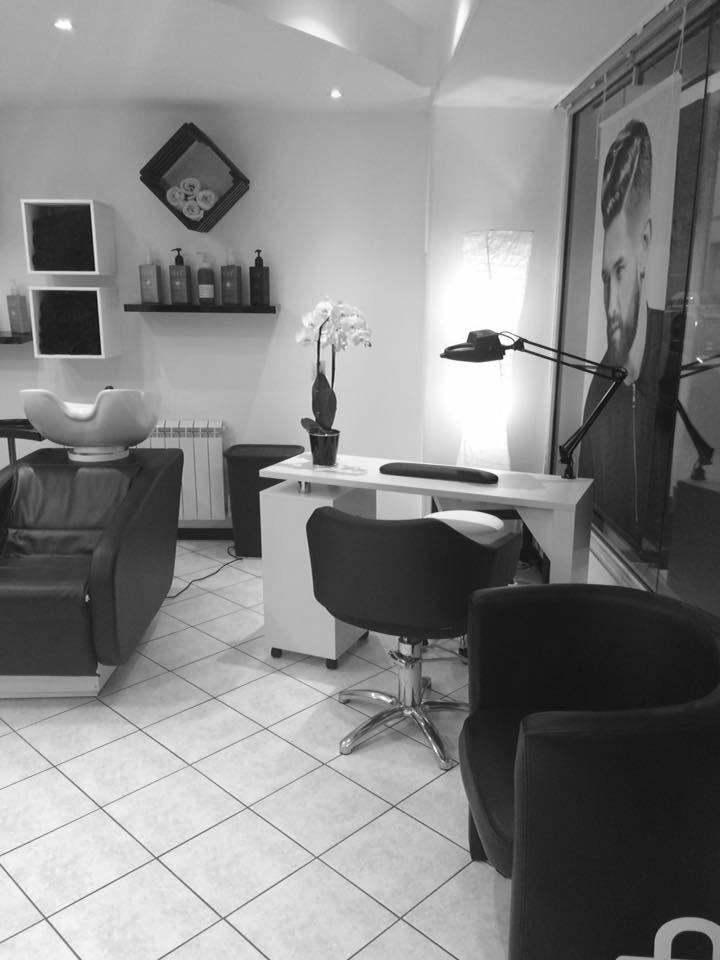 Salon de coiffure à Paris