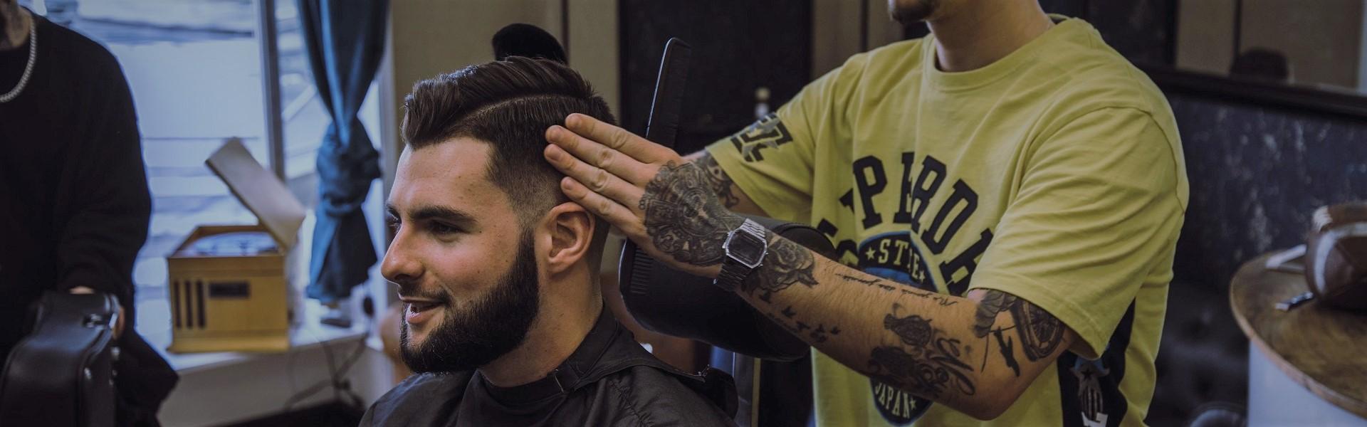 Salon de coiffure à Caen