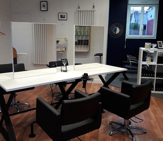 Salon de coiffure à Saint-Nazaire