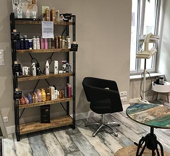 Salon de coiffure à Saint-Junien