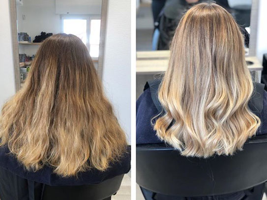 Salon de coiffure à Rohrwiller