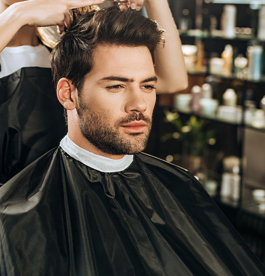 Salon de coiffure à Ambronay