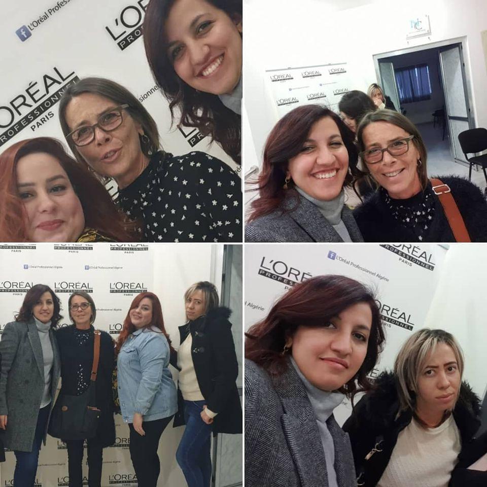 Salon de coiffure et institut de beauté à Oran