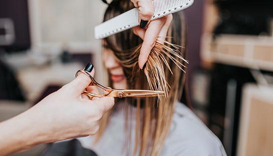 Salon de coiffure à La Talaudière