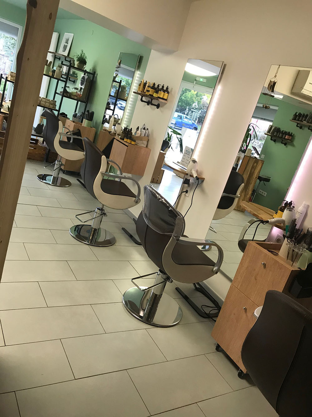Salon de coiffure à Mertzwiller