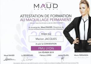 Maquillage permanent à Grenoble