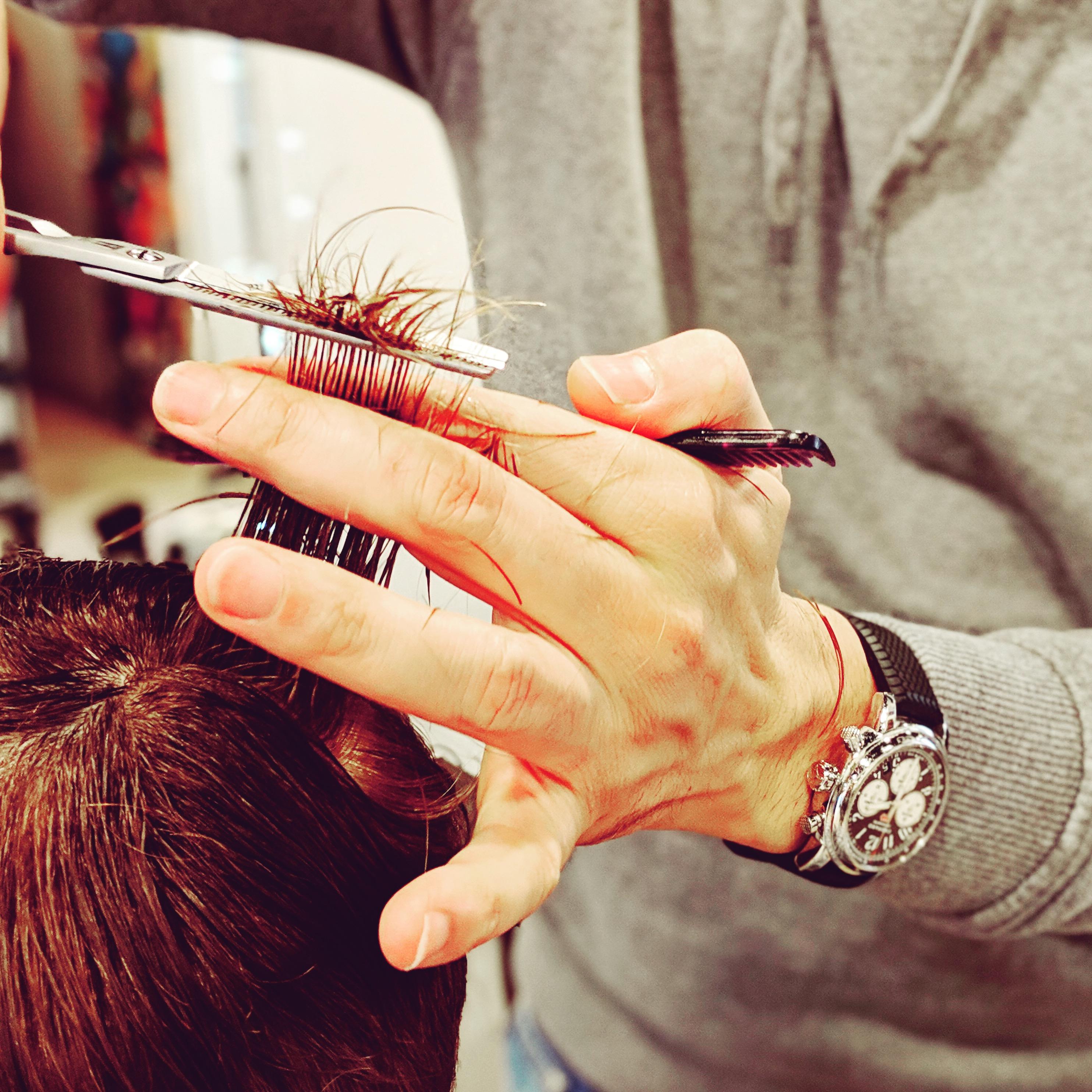 Salon de coiffure mixte à Marseille
