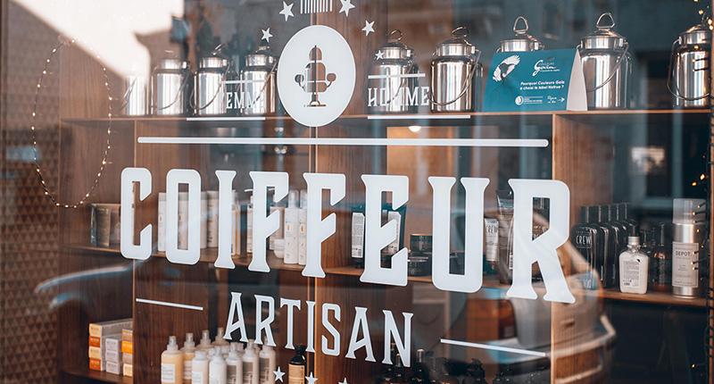 Salon de coiffure et barbier à Nantes