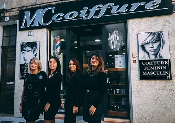 MC Coiffure à Saint-Maximin-la-Sainte-Baume