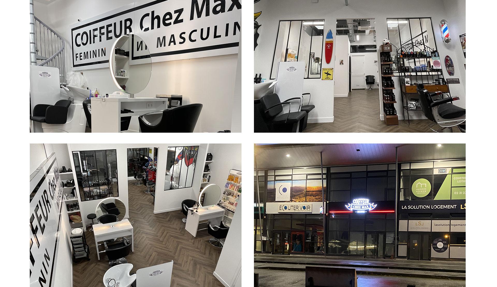 Coiffeur barbier à Louvigny