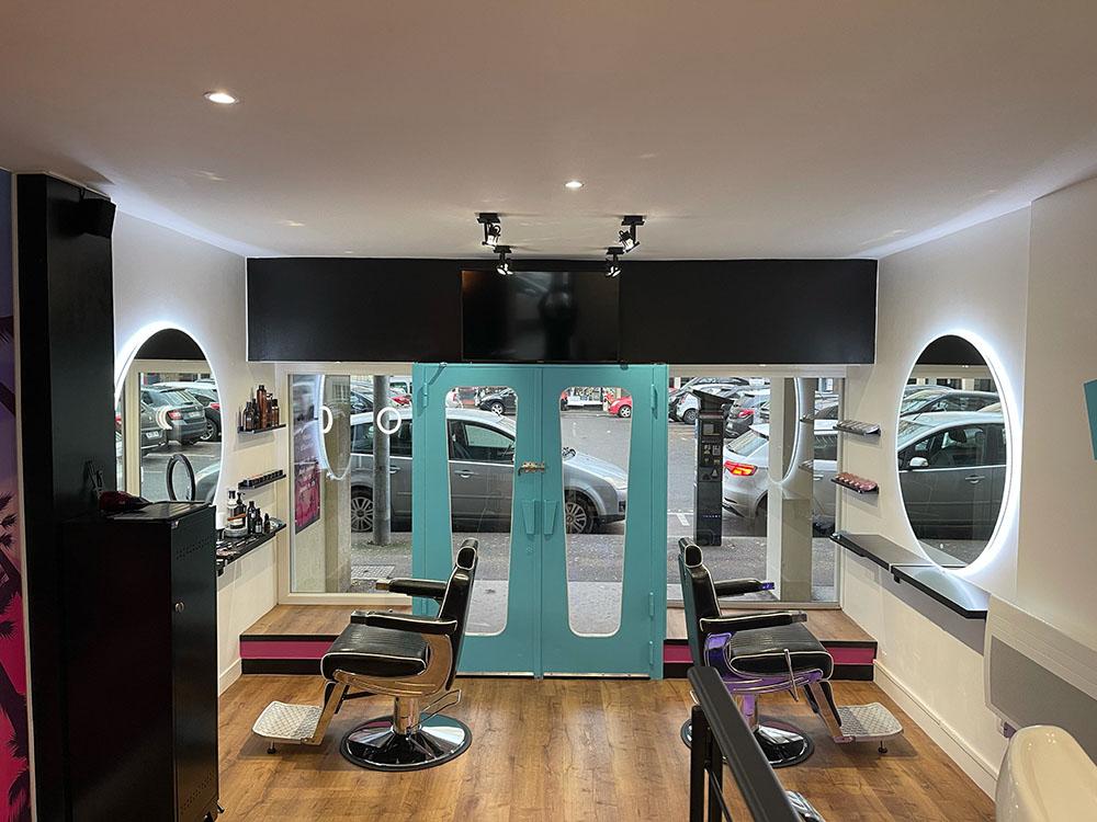 Salon de coiffure pour hommes à Caen