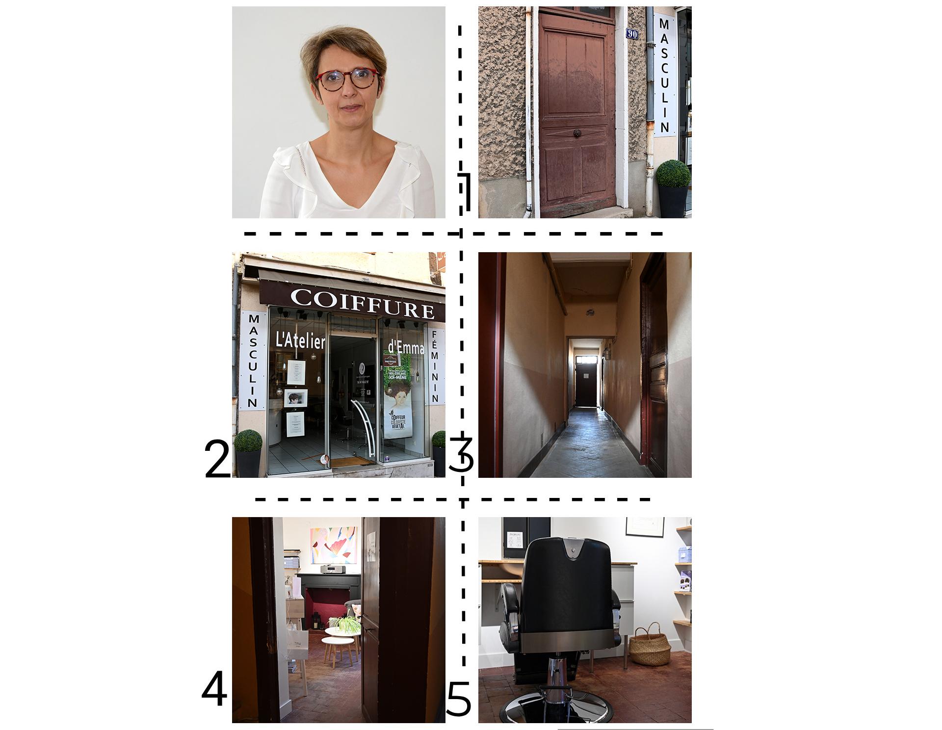 Salon de coiffure à Belleville-en-Beaujolais