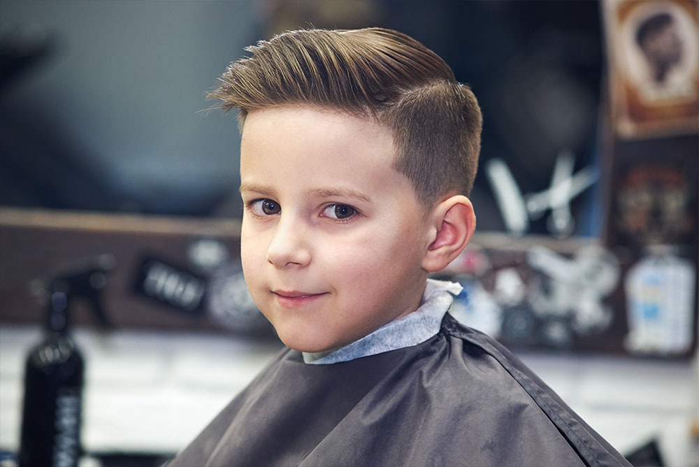 Salon de coiffure à Billy