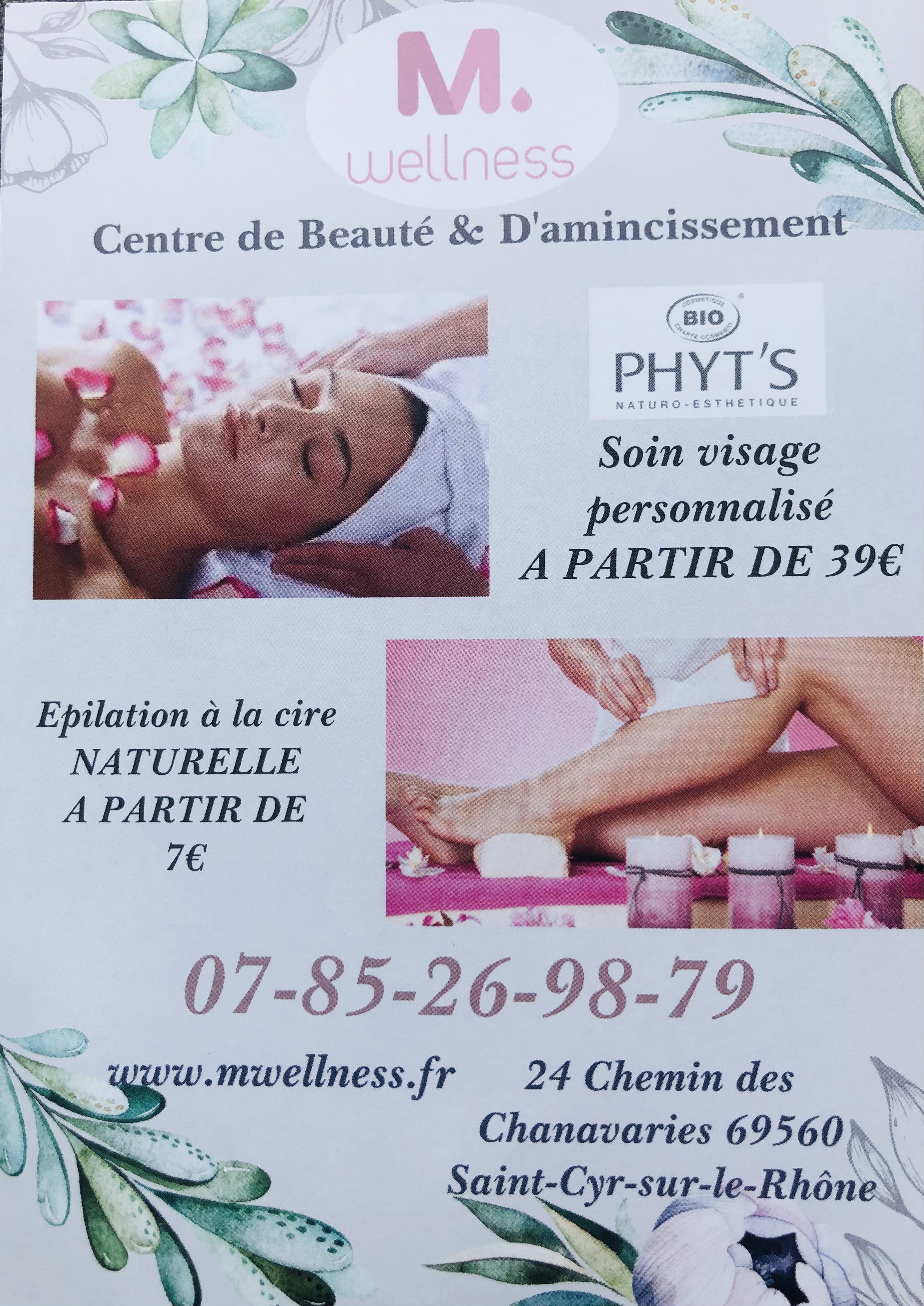 Institut de beauté à Saint-Cyr-sur-le-Rhône