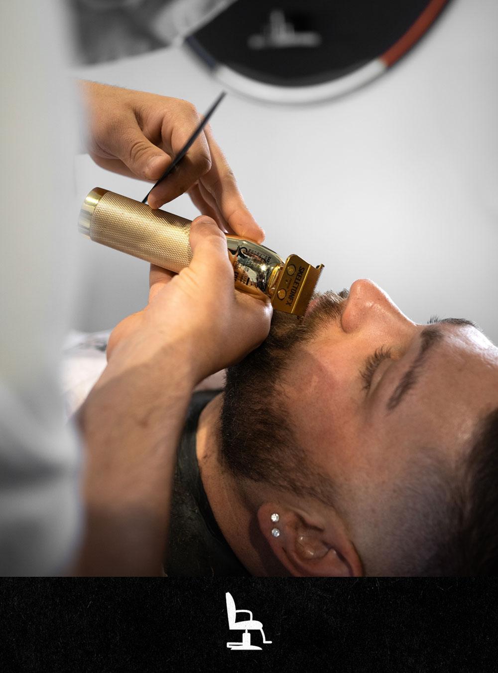 Barber shop à Saint-André sur Orne