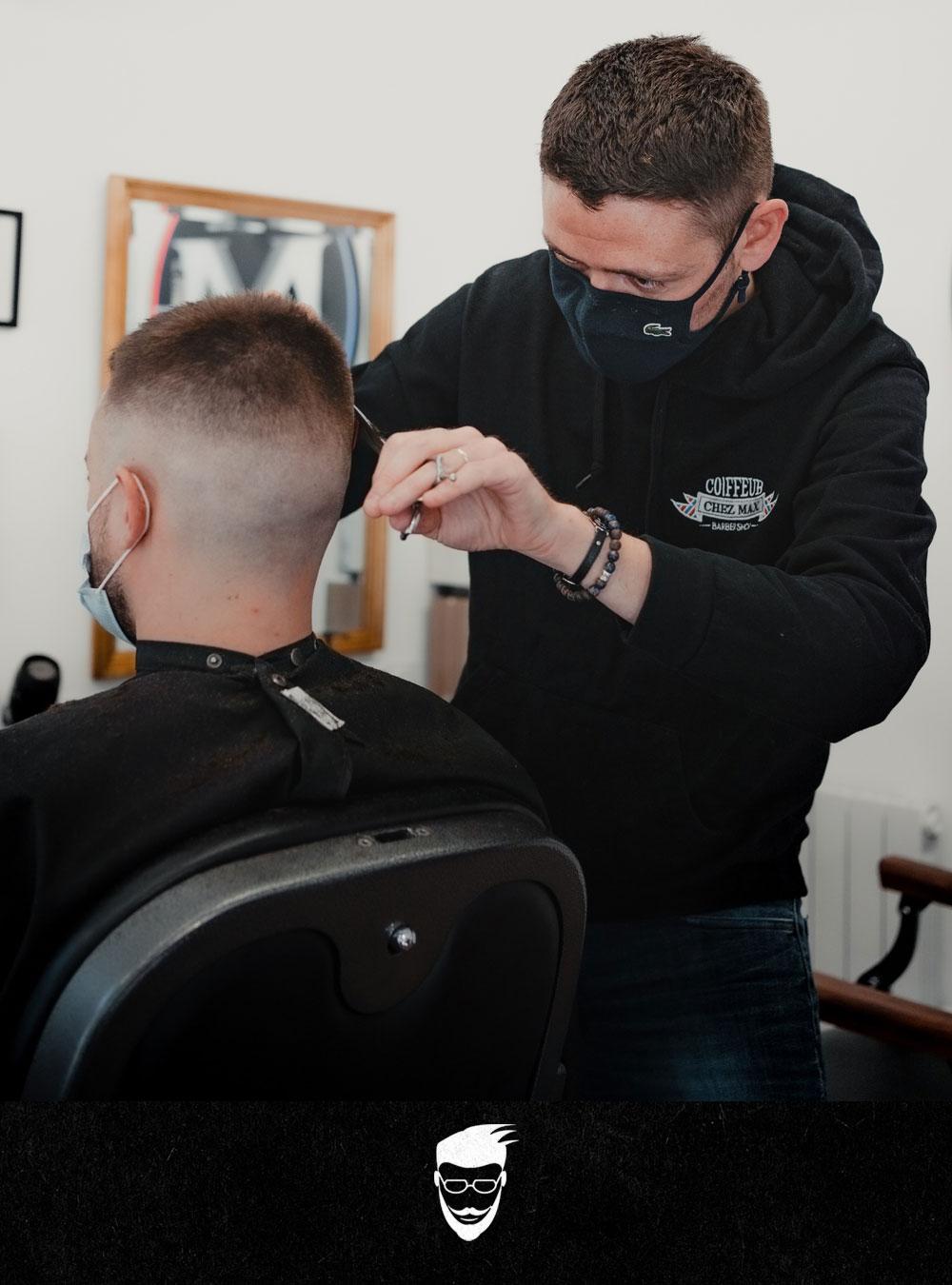 Barber shop à Lisieux