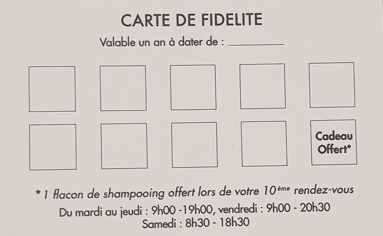 Salon de coiffure à Orsay