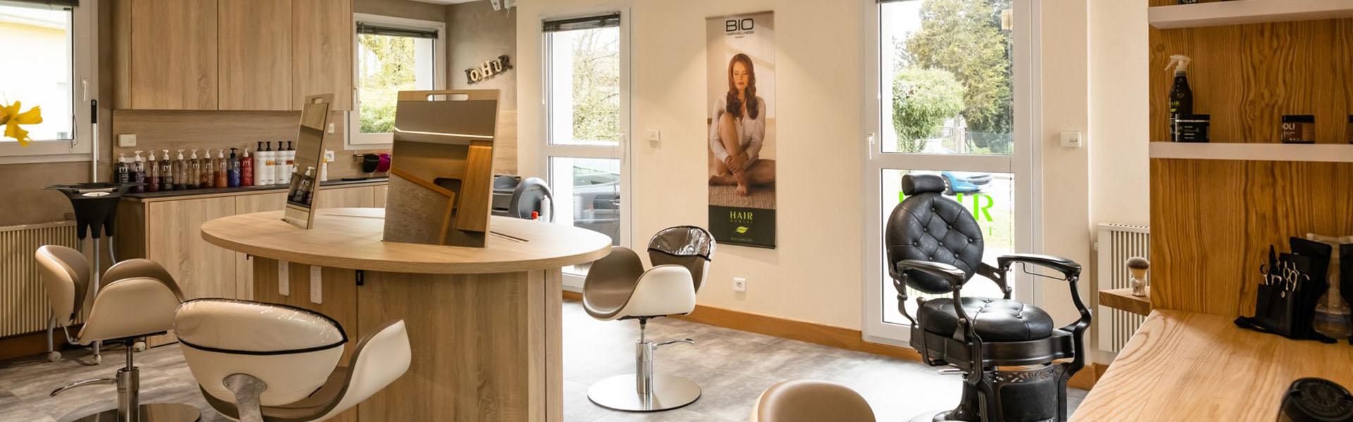 Salon de coiffure à Dannemarie
