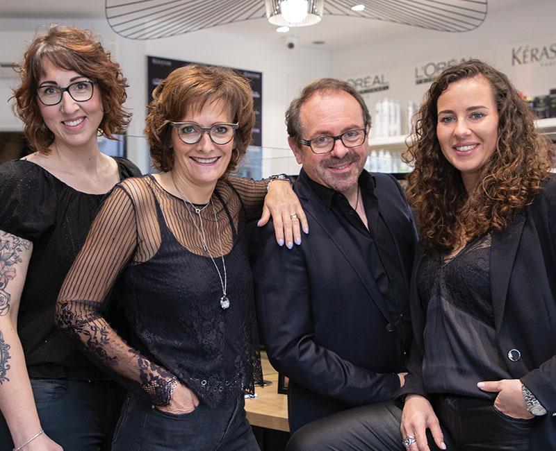 Salon de coiffure à Rosheim