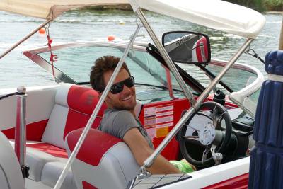 Notre Brevet d'état ski nautique