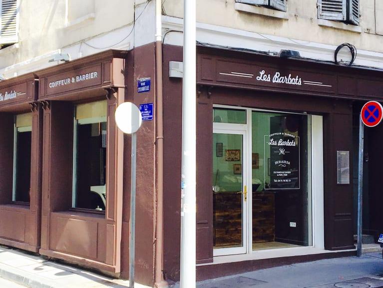 Façade du 101 Rue Paradis 13006 marseille